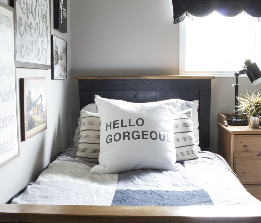 AKA Design HANDy Boy's Bedroom Makeover
