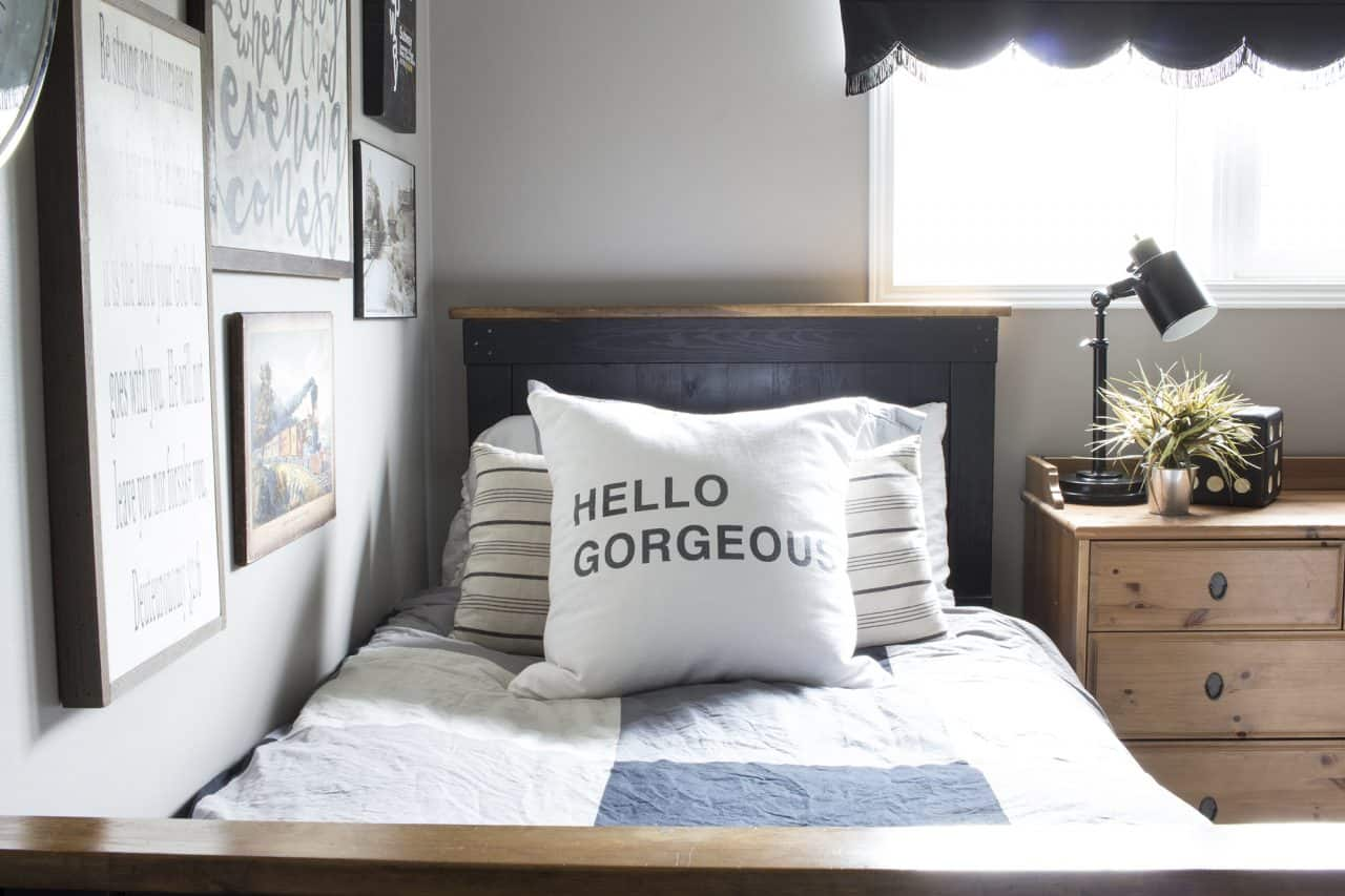 AKA Design HANDy Boys Bedroom Makeover