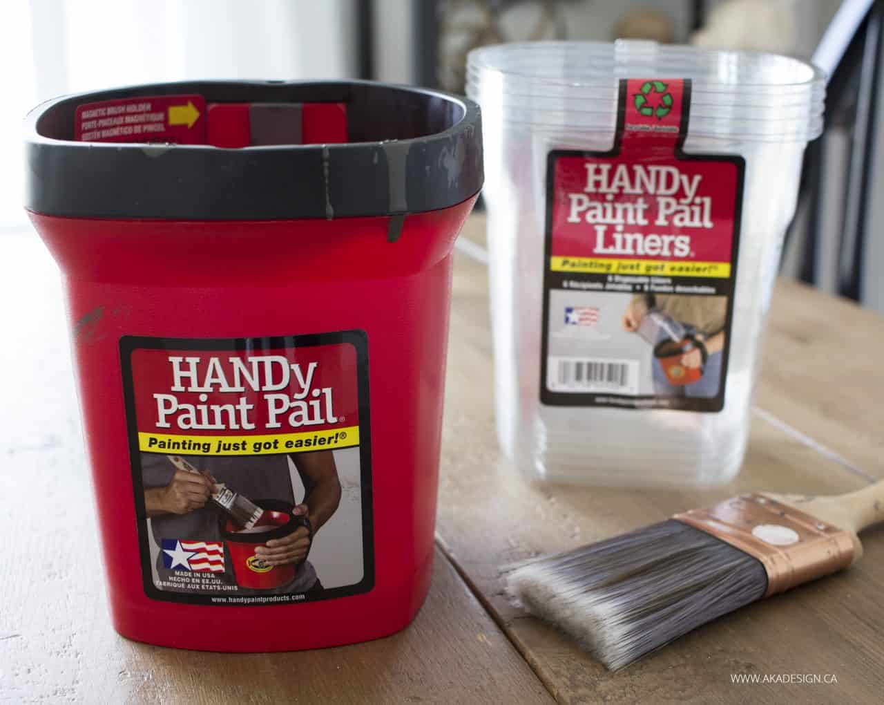 Home Made Lovely and the HANDy Paint Pail