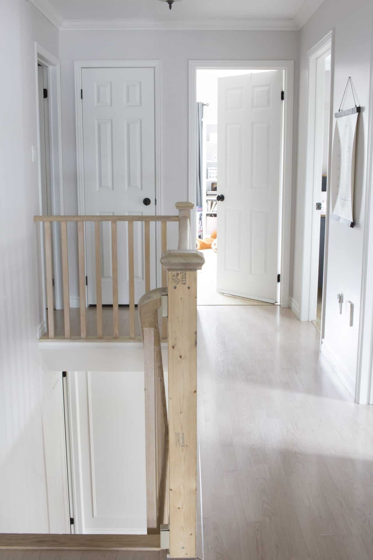 AKA Design hallway progress