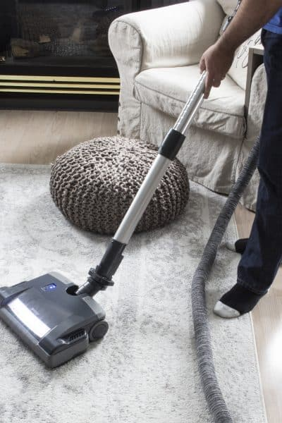 Broan Central Vacuum Carpet Head