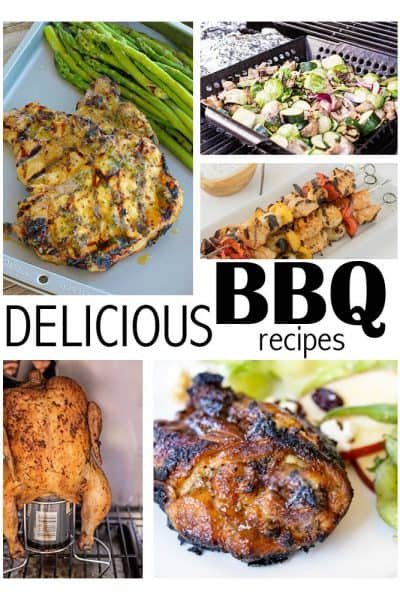 8 Delicious BBQ Recipes