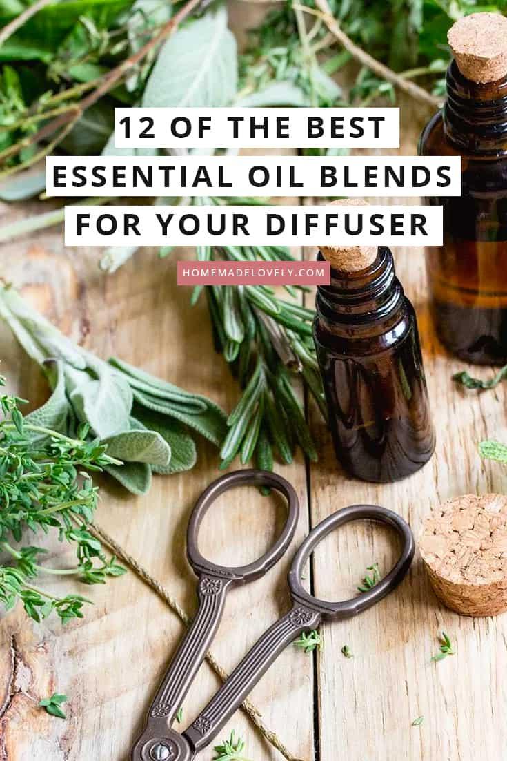 fall essential oil blends
