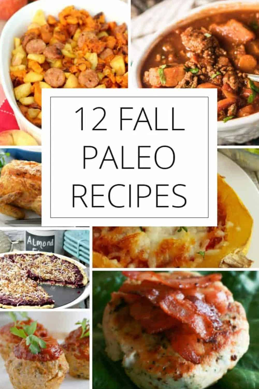12 Fall Paleo Recipes to Try for Thanksgiving & Beyond