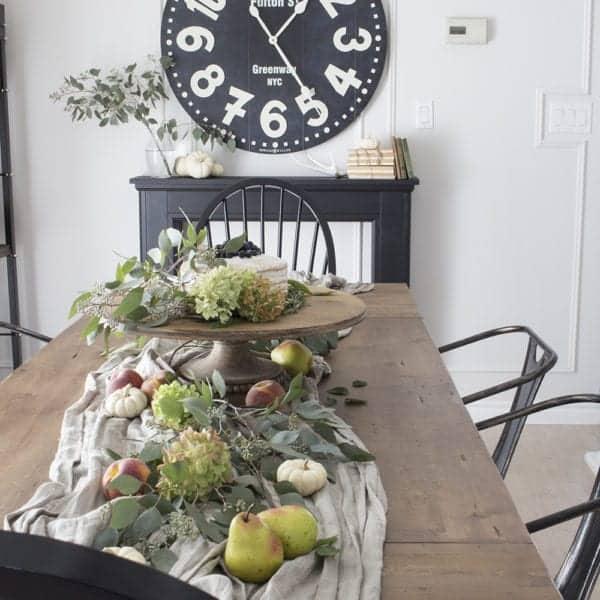 AKA Design Fall Farmhouse Tour Dining Room