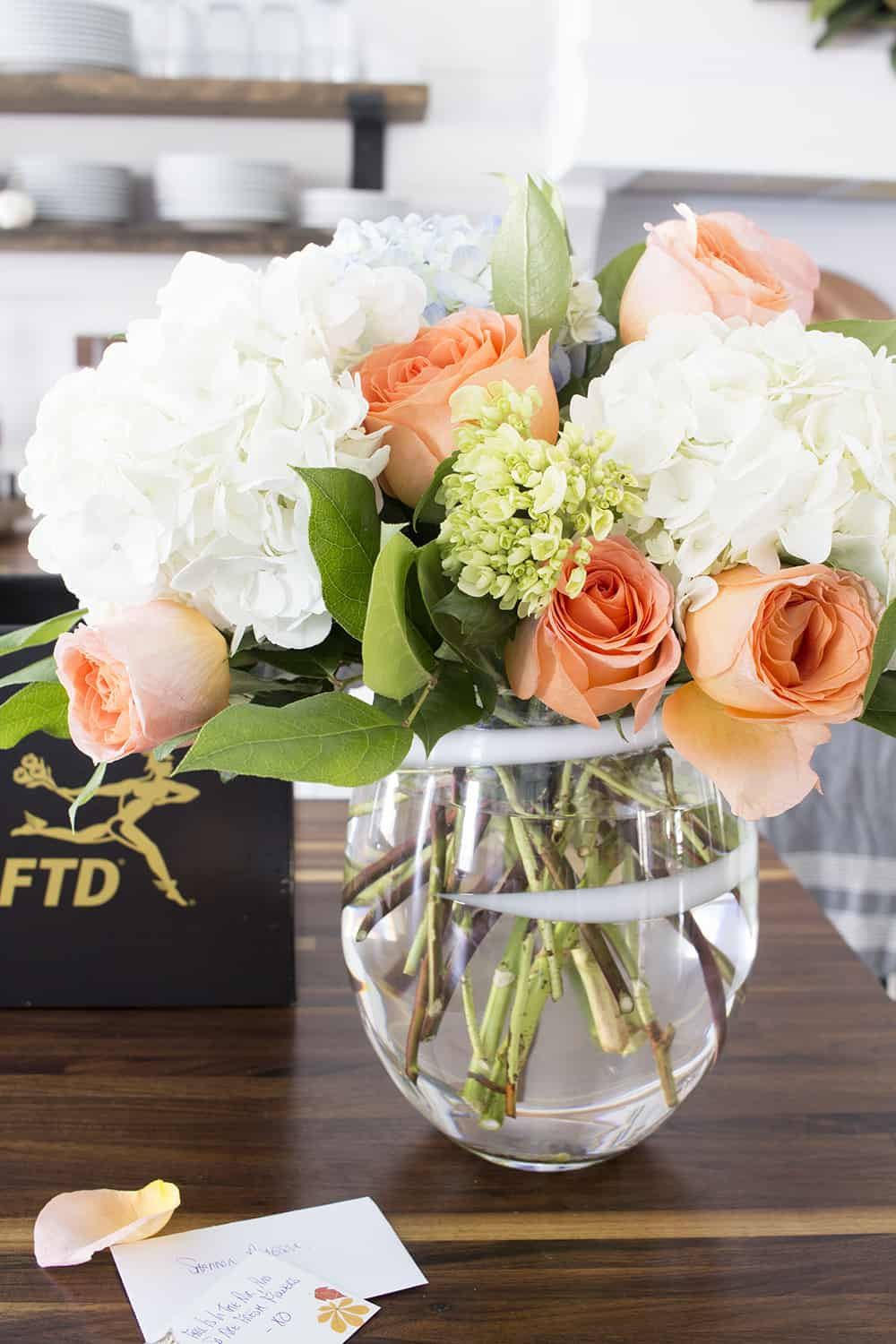 FTD Always Smile Luxury Bouquet
