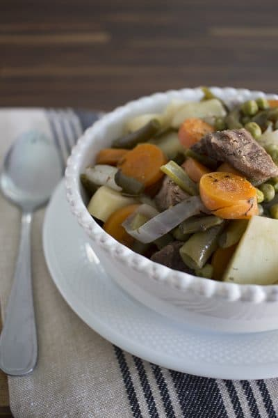 Slow Cooker Beef Stew – Simple to Make & Delicious!