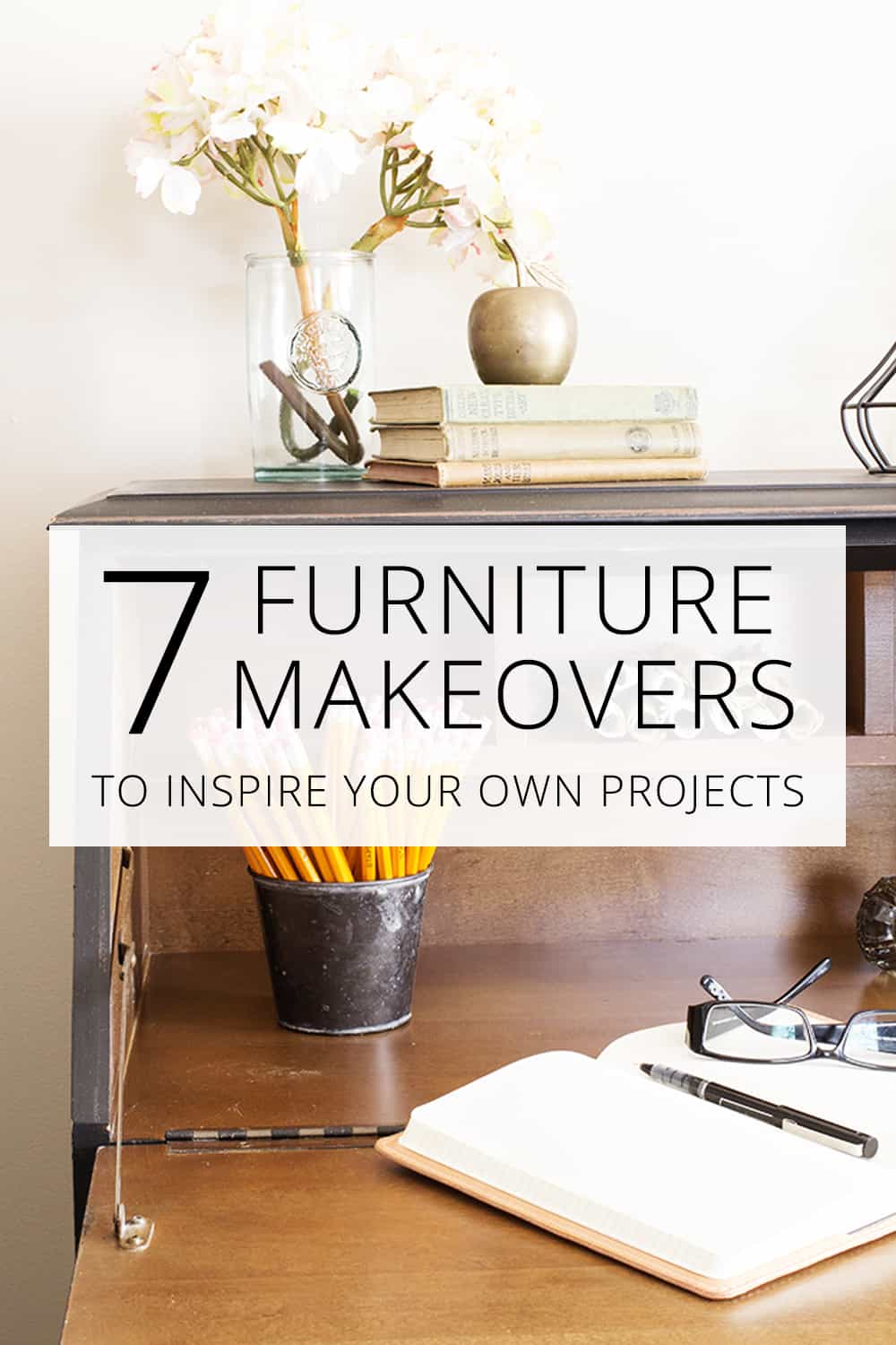 7 furniture makeovers to inspire your own projects