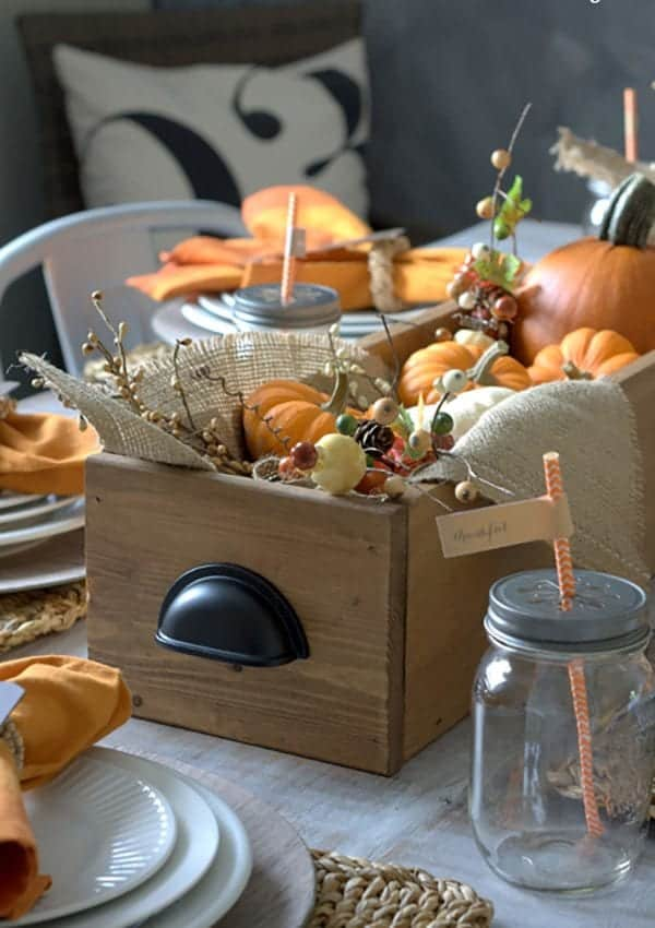 How to Make a Table Box – A DIY Wood Box Centerpiece