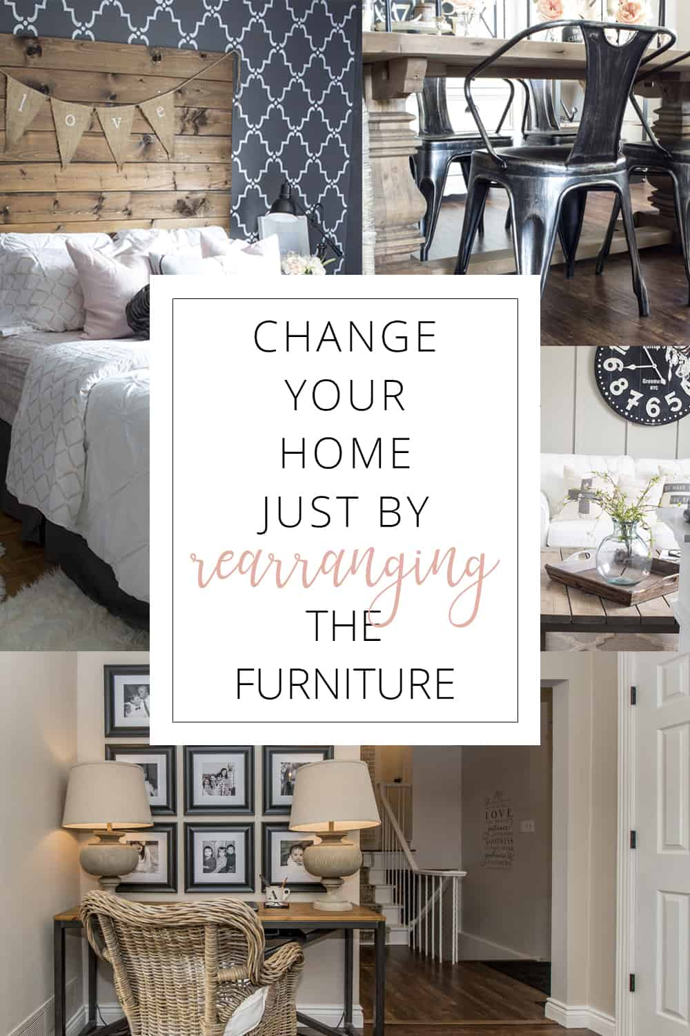 Rearrange The Furniture For A New Look Love Your Home Day 15