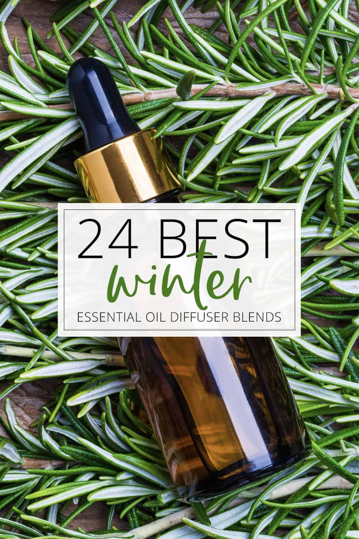 24 best winter essential oil diffuser blends