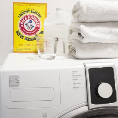 3 Cleaning Hacks with ARM & HAMMER™ Super Washing Soda