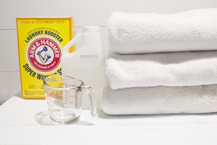 ARM & HAMMER Super Washing Soda towels