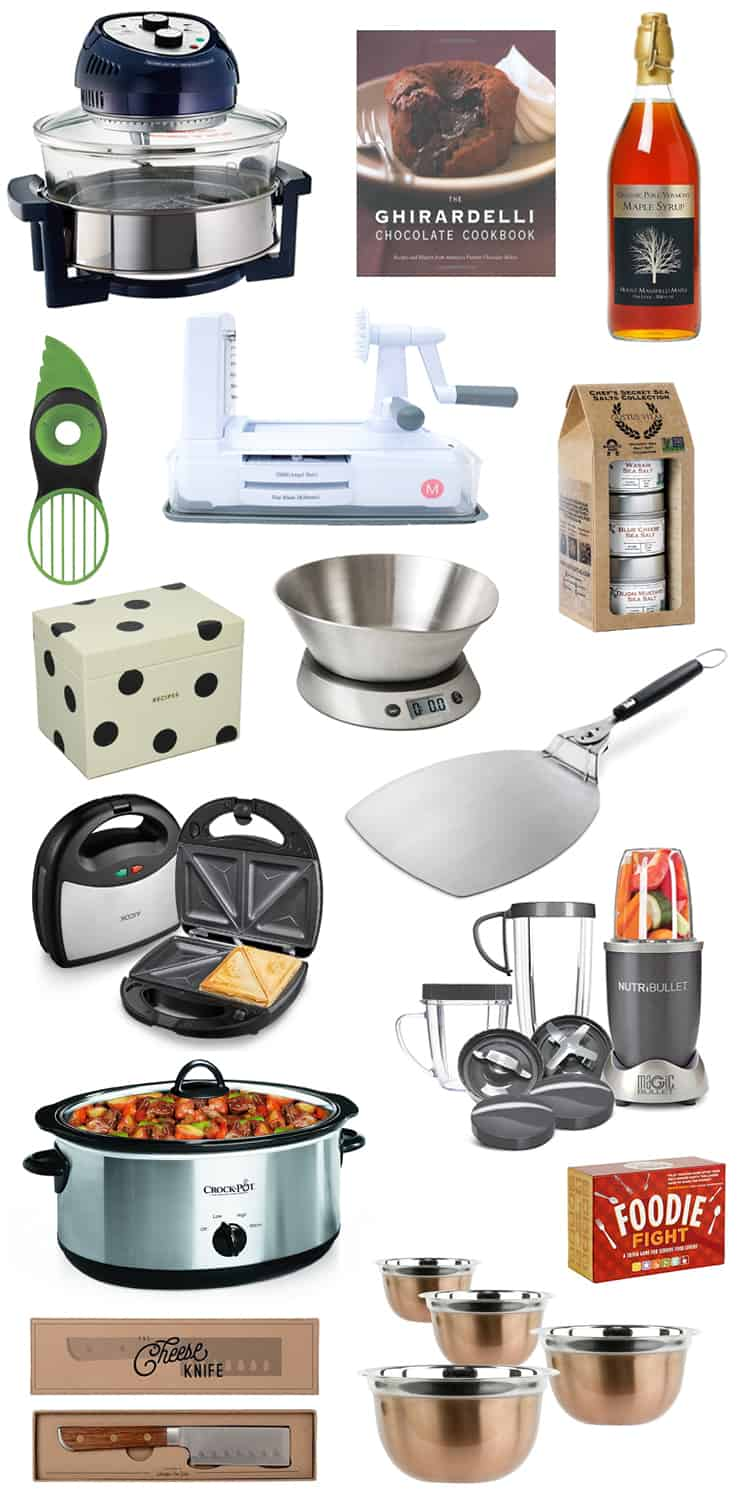 15 Must Have Gifts For Foodies And Cooks Gift Guide