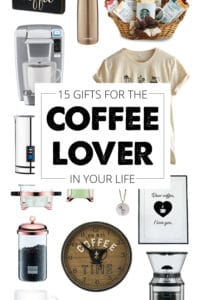 15 Gifts for the Coffee Lover