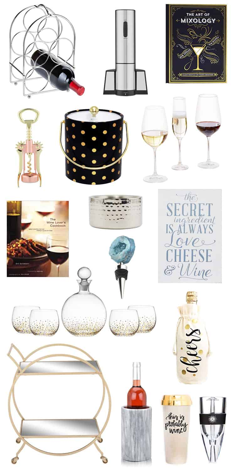 16 Perfectly Beautiful Gifts For The Wine Lover