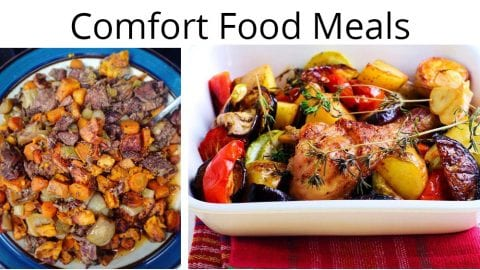 7 Gluten and Dairy Free Slow Cooker Comfort Food Meals