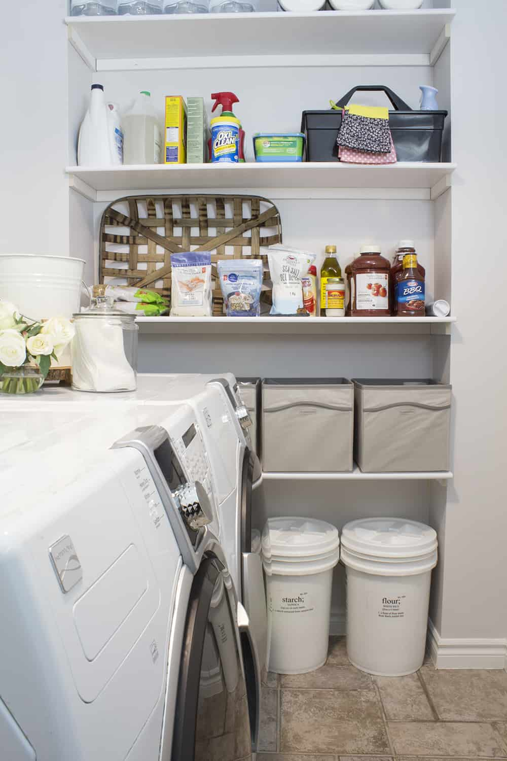 home laundry shelf room space for every storage shelves the guide