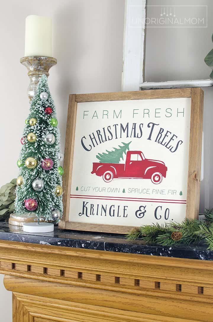 10 Diy Farmhouse Christmas Signs To Make This Holiday Season