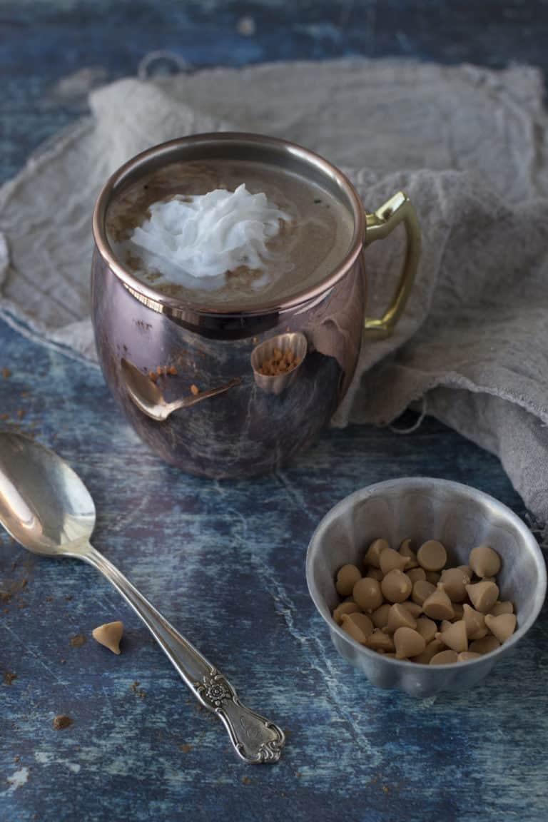 Butterscotch Hot Chocolate Recipe