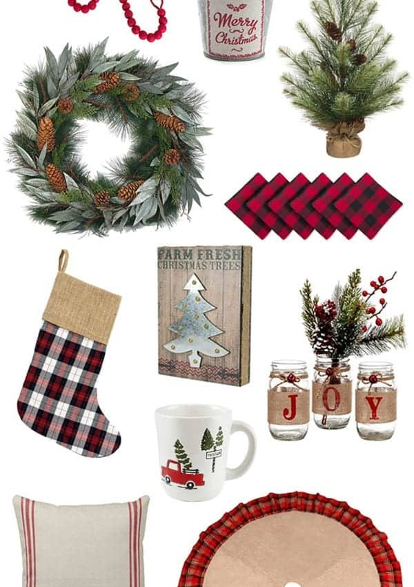 Farmhouse Christmas Decor from Amazon – 20 Finds You're Gonna Love!
