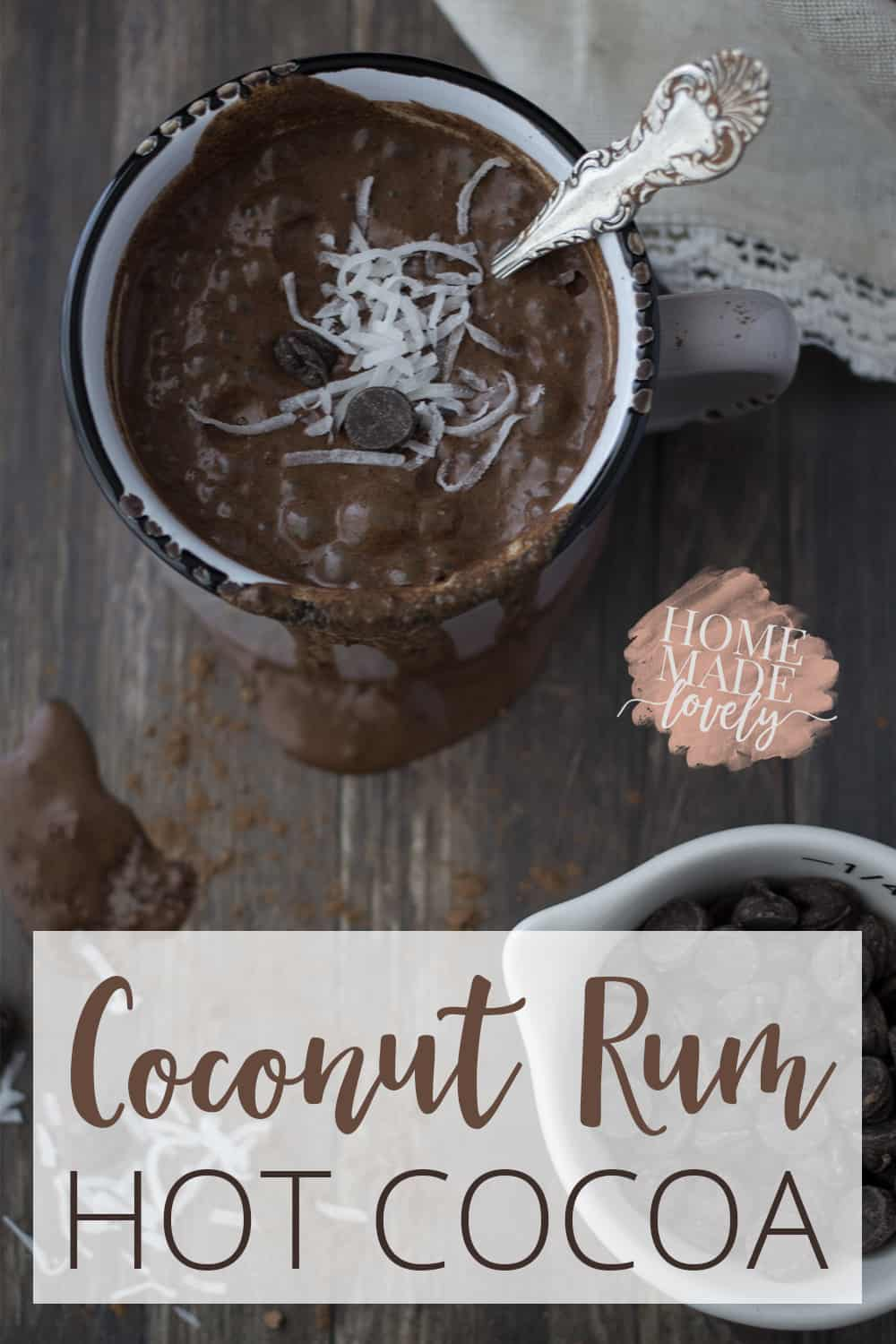 how to make hot cocoa with coconut milk