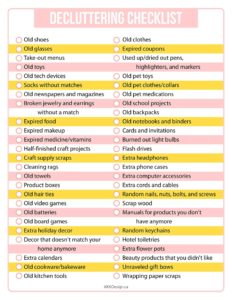 Decluttering-Checklist-for-blog