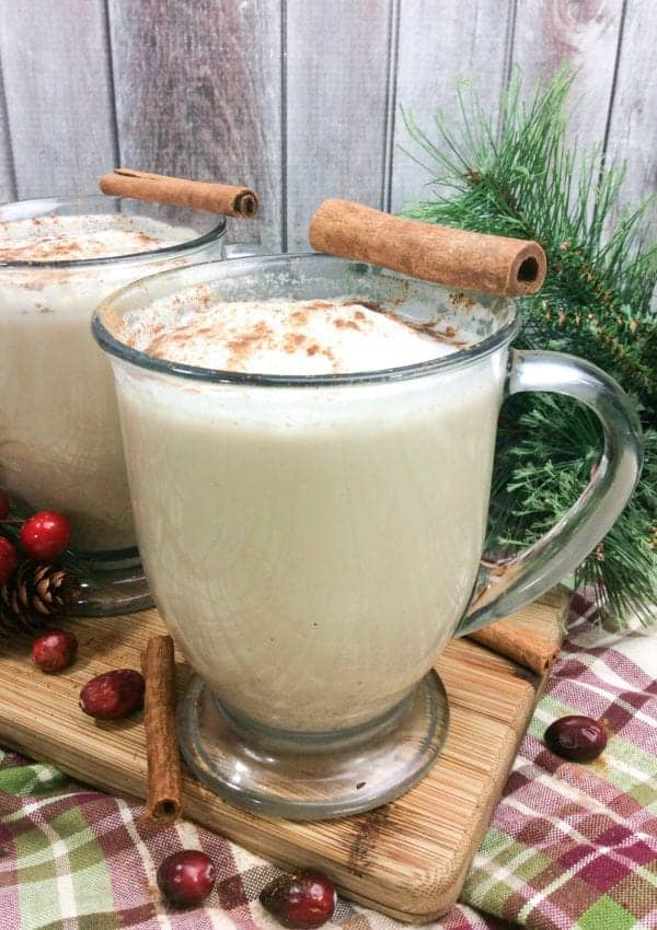 Eggnog Latte – The Ultimate Caffeinated Holiday Beverage!