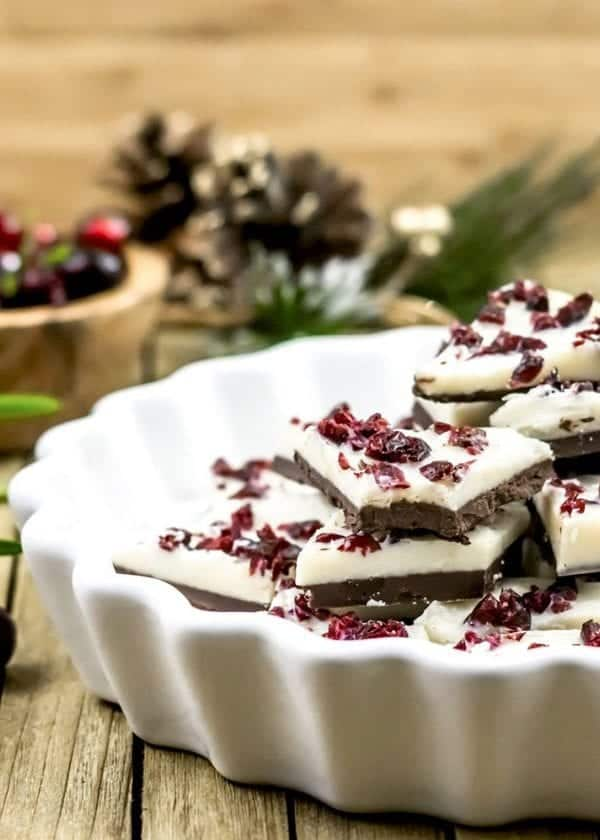 Paleo Peppermint Bark