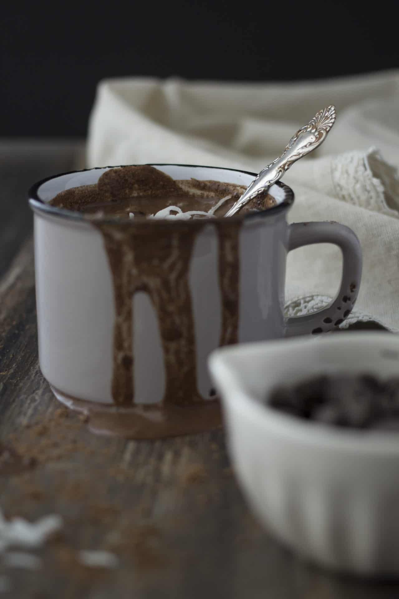 coconut rum hot chocolate recipe
