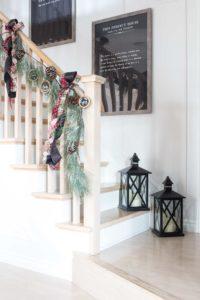 engineer-prints-in-stairwell-at-christmas