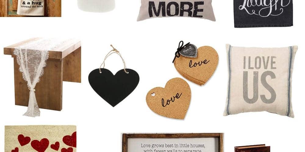farmhouse valentine's day decor finds