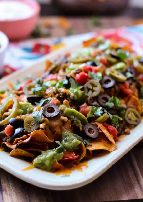 Sweet Potato Nachos – Delicious and Paleo – No Corn!