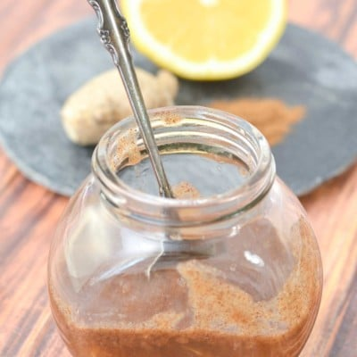 Homemade Cough Syrup – Tastes Great, Made From Common Kitchen Foods!