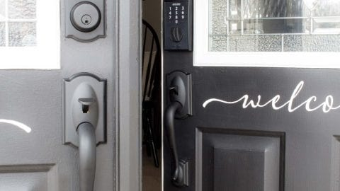 Make a Beautiful Decor Statement by Upgrading Your Front Door Hardware