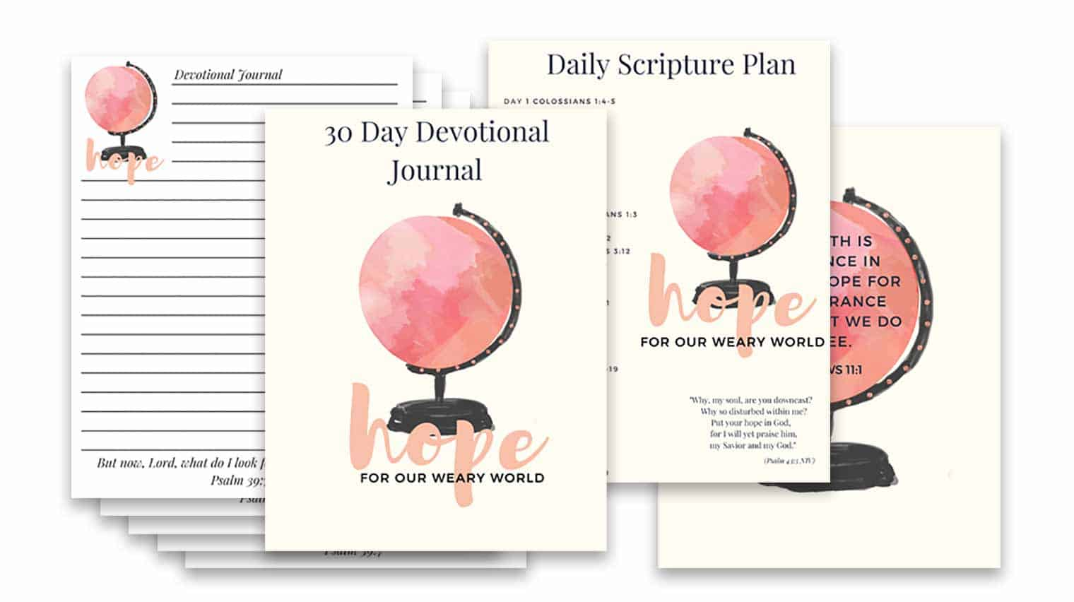 Are you looking for a way to be more intentional with your prayers? Do you want to track your prayer requests? Let's look athow to keep a prayer journal. Plus a free 30-day devotional journal for you!