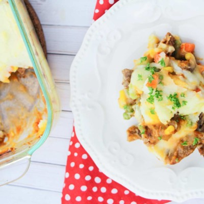 Traditional Shepherd's Pie Recipe – Comfort Food at Its Finest