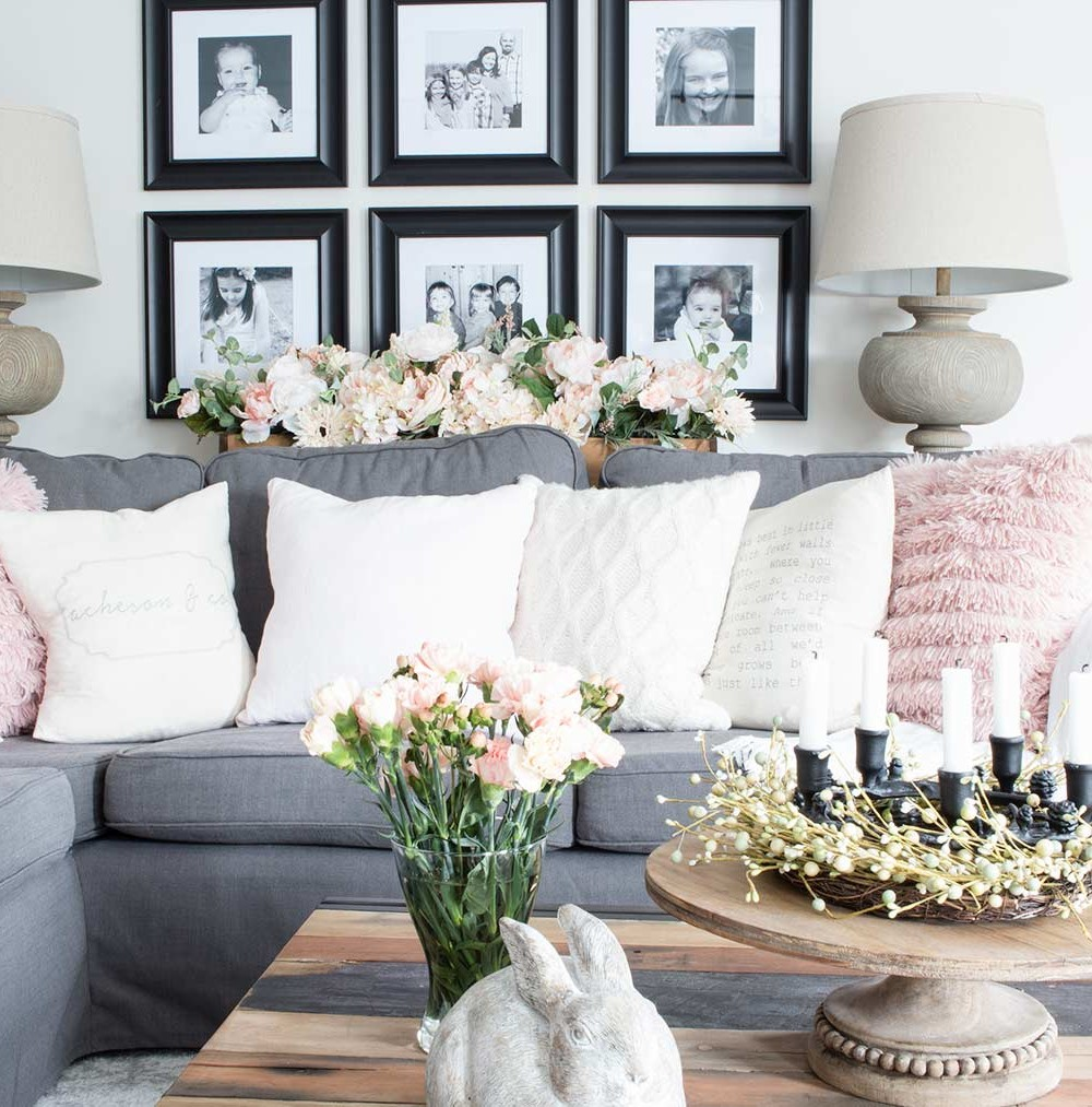 neutral-living-room-for-spring-with-grey-sectional
