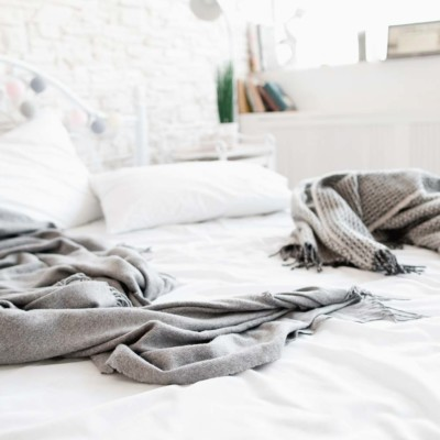 Where to Begin When You're Feeling Overwhelmed by Your Messy Home