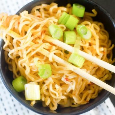 Asian-Inspired Chili Garlic Noodles