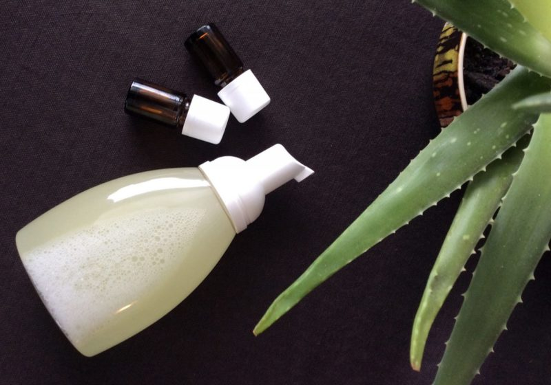 Do you love foaming hand soap, but hate the cost of buying it? After all, it's just a little soap and some water, right? Sort of. Use our DIY Foaming Hand Soap recipe and learn how to make foaming hand soap with essential oils!