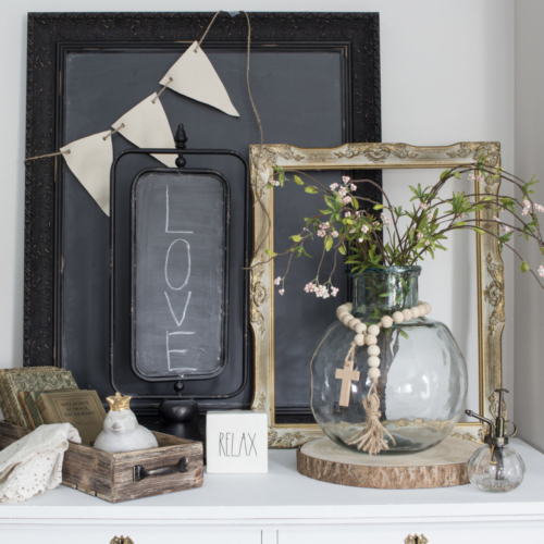 HML Chalkboard on Stand