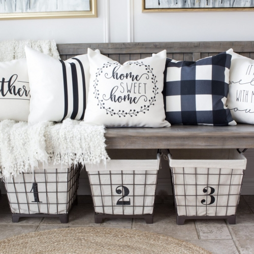 HML Collection pillows – all 5 square img