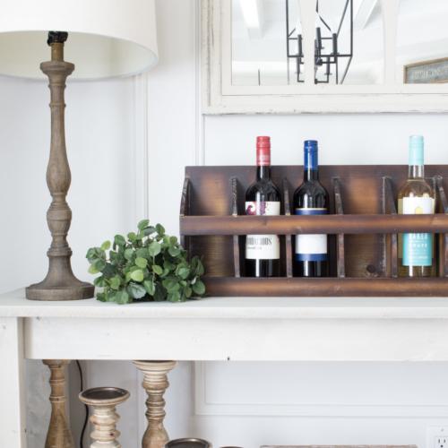 HML Wine Rack