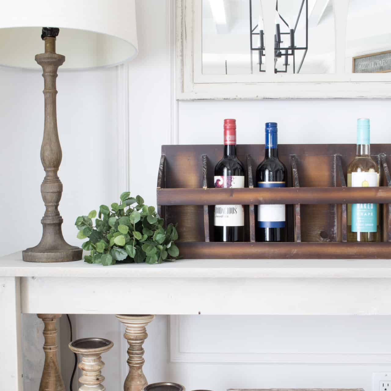 HML Wine Rack