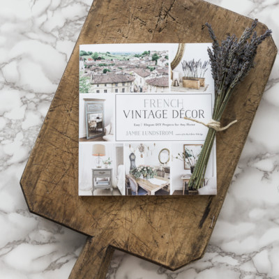 French Vintage Decor – My Friend Jamie's Book