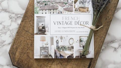 French Vintage Decor – My Friend Jamie's Book
