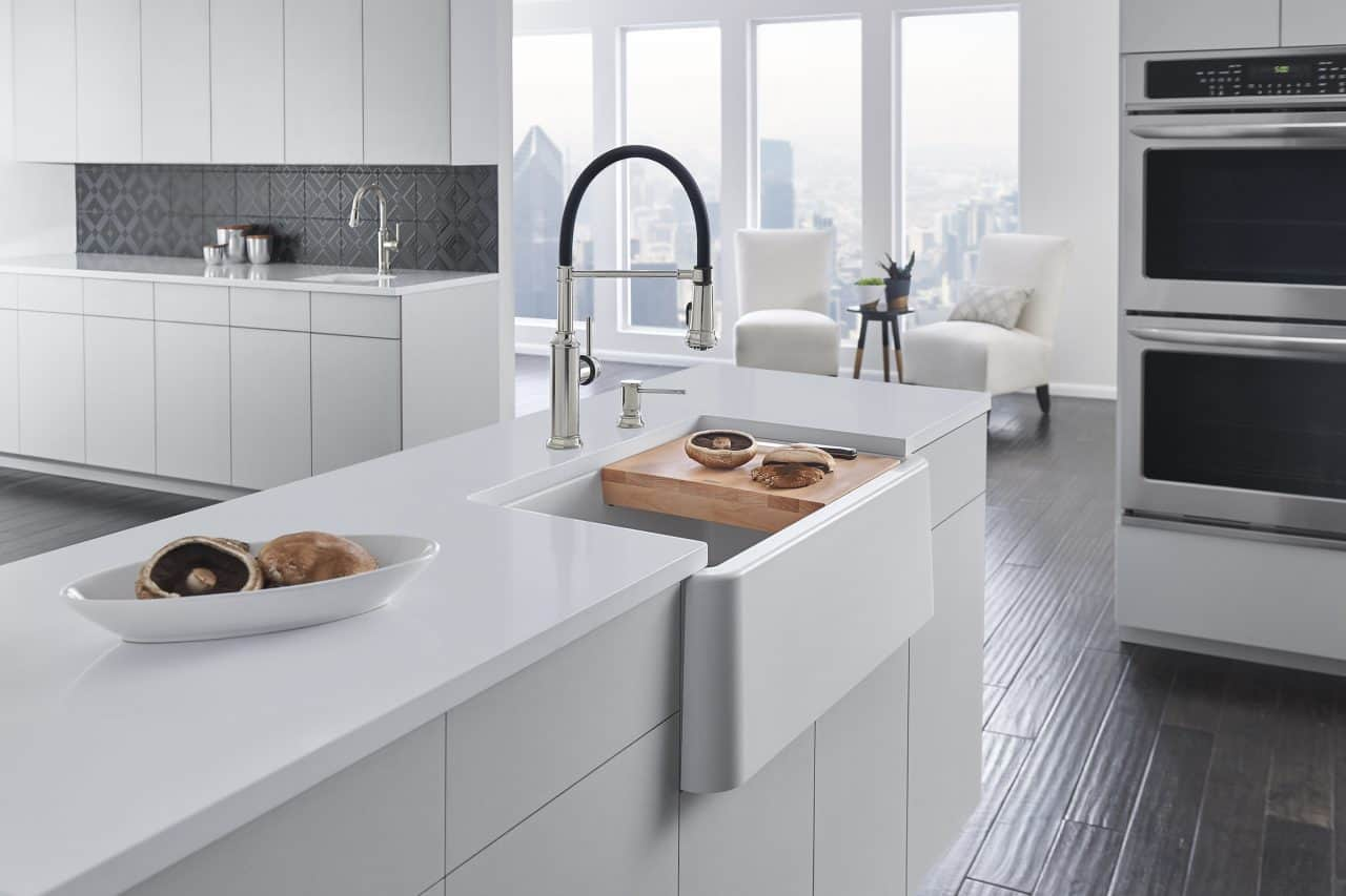 Blanco Empressa Semipro Faucet