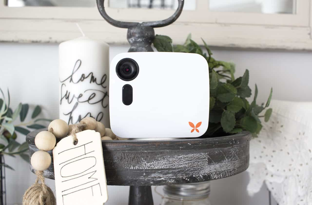 Ooma Butterfleye Smart Video Security Camera