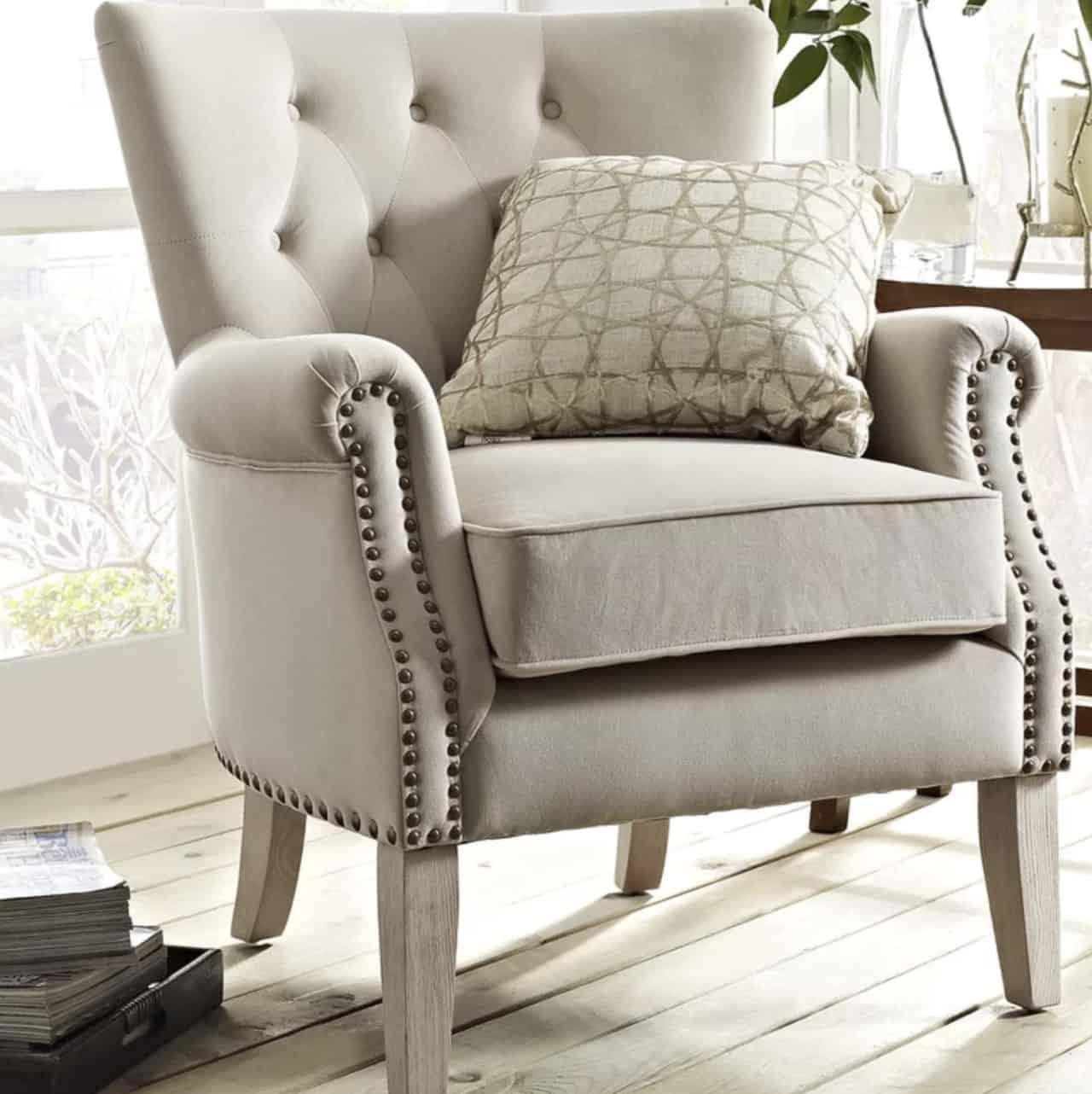 Odom armchair